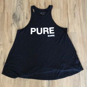 Pure Barre Tank - L